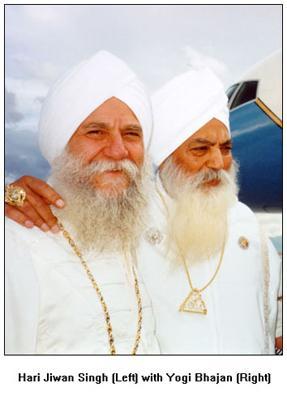 Yogis or sikhs?