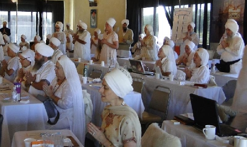 To yogi bhajan's sikh dharma worldwide to include all sikhs